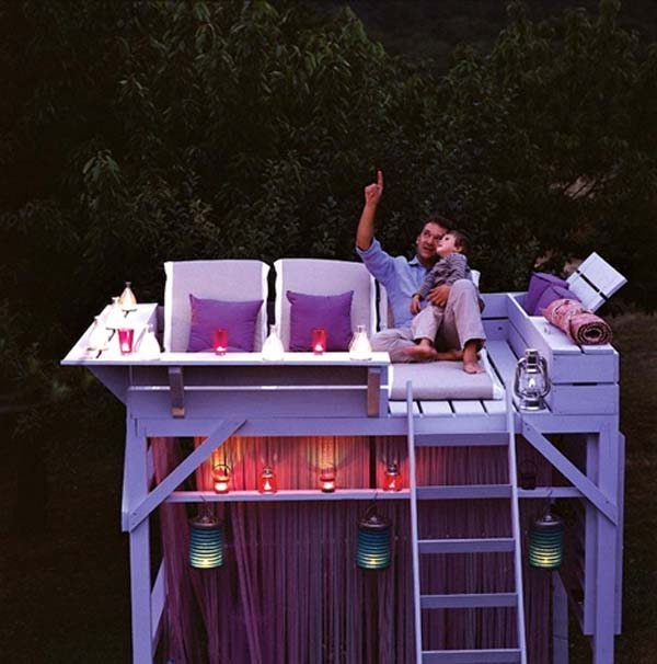 These 32 Do-It-Yourself Backyard Ideas For Summer Are