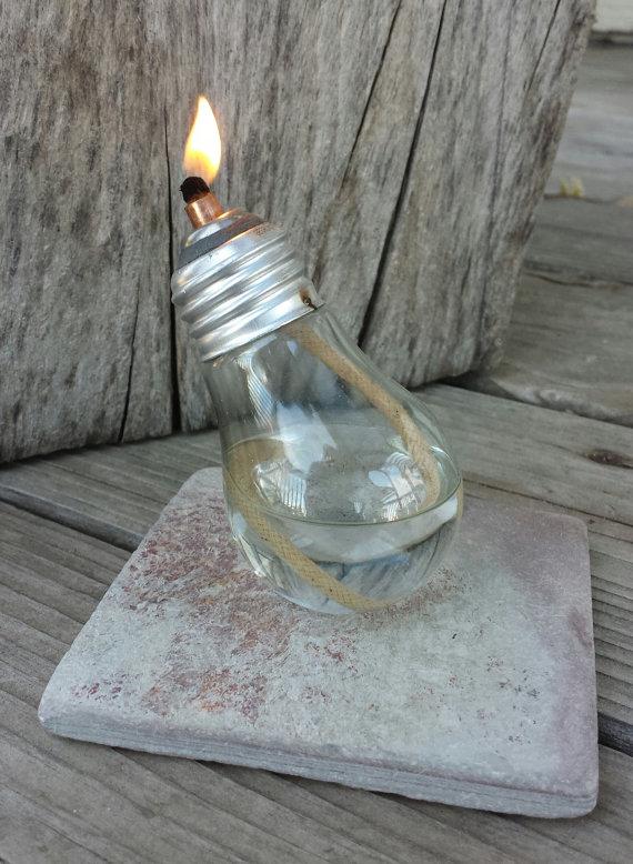 oil lamp bulb