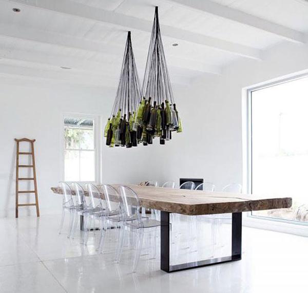 wine chandelier1