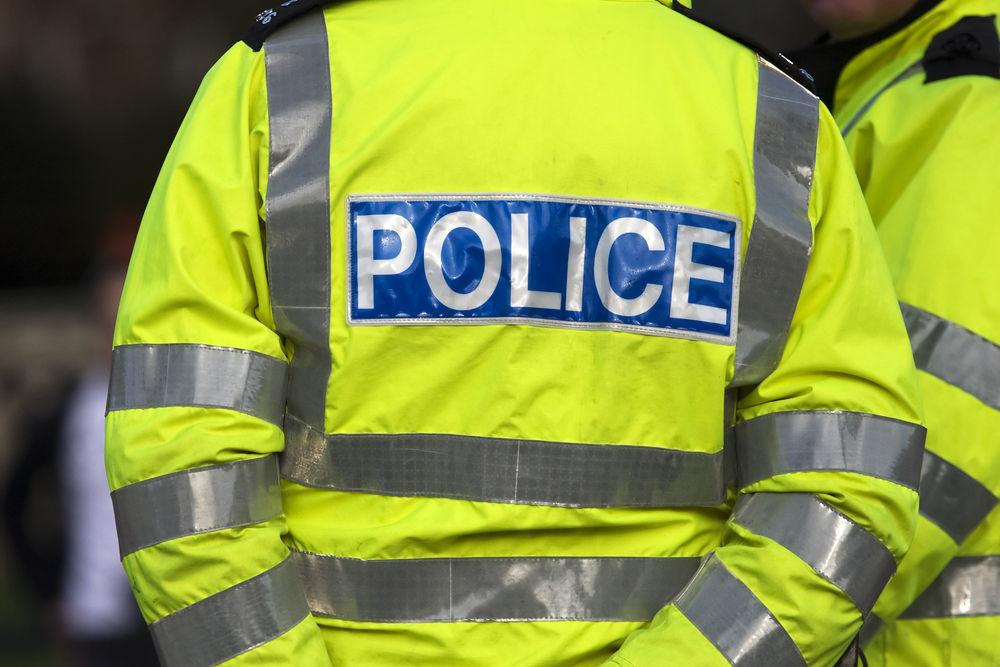 man-police