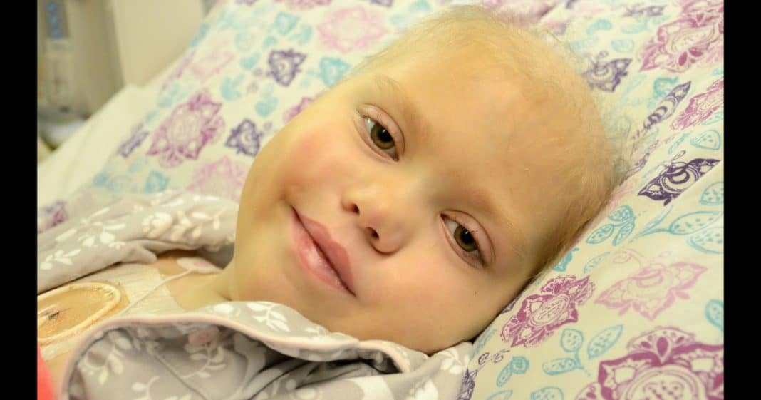 Parents Plan Funeral For 10-Yr-Old With Cancer. Then She Opens Eyes And Says 7 Words