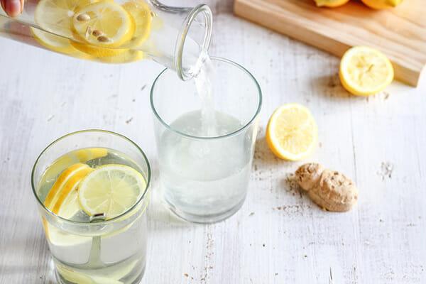ingefara-vatten
