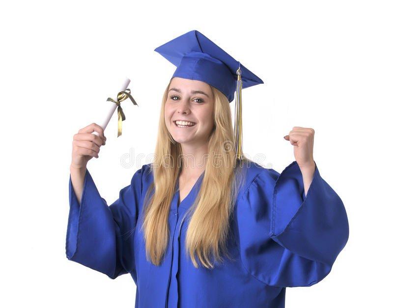 closeup-happy-teen-girl-graduate-13723586
